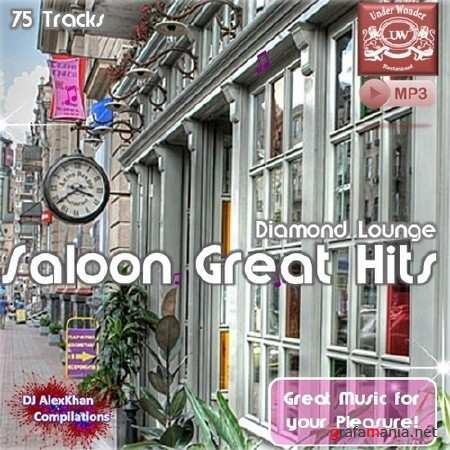 Saloon Great Hits. Diamond Lounge Collection (2013)