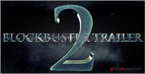 Blockbuster Trailer 2 - After Effects Project (Videohive)