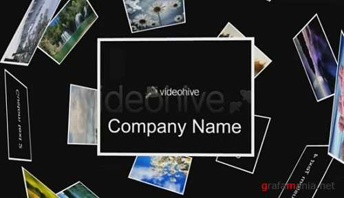 After Effects проект - 3D Sphere Image(Videohive)