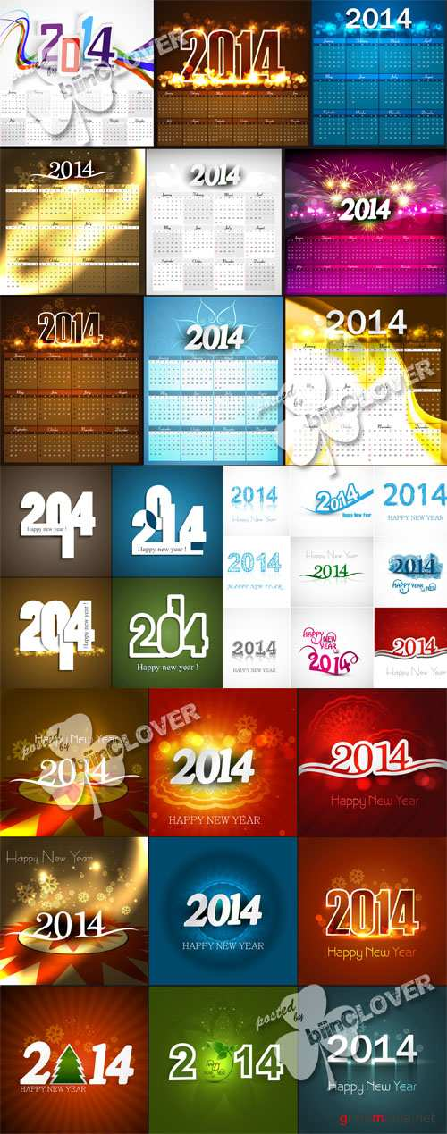 2014 calendars and cards 0544
