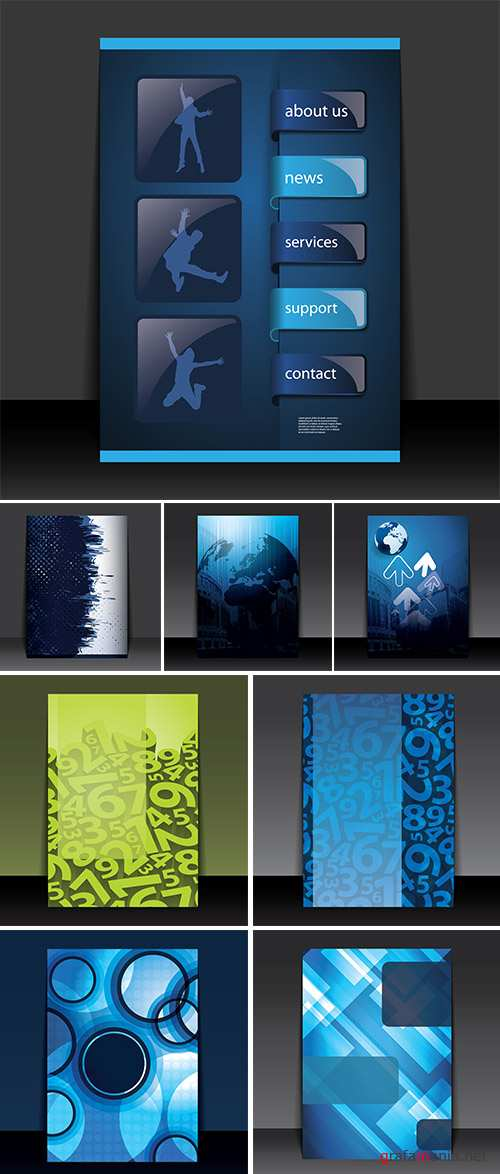 Stock: Flyer or Cover Design