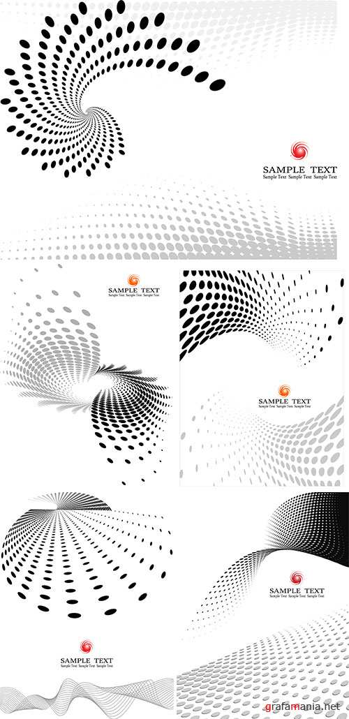 Stock: Background composition, Web template