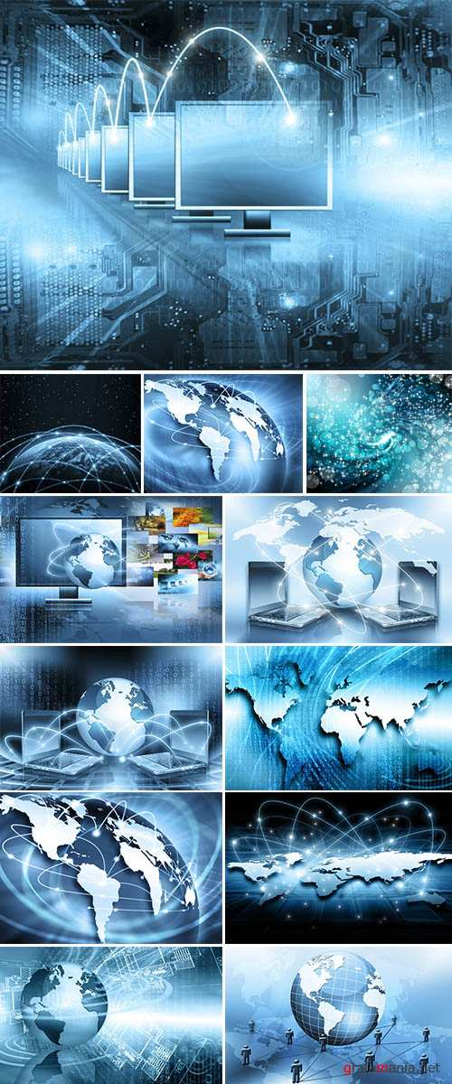 Stock Photo: Best Internet Concept of global business