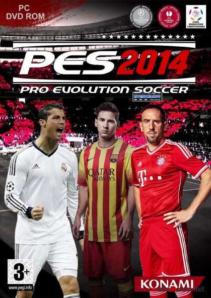 Pro Evolution Soccer 2014 v.1.3.0.0 (2013/RUS/ENG/MULTi7/RePack by R.G. Revenants)