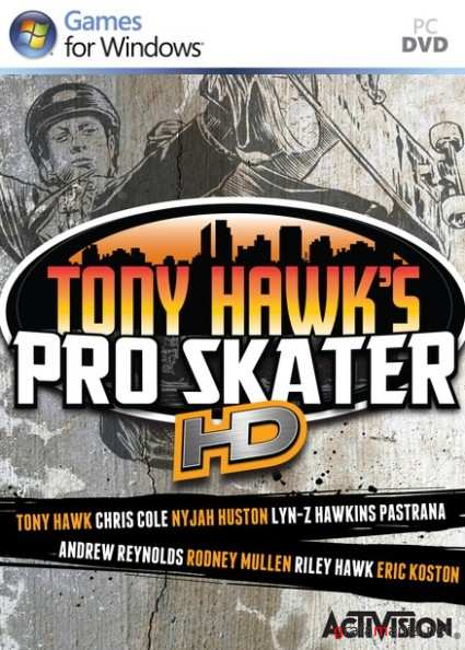 Tony Hawk's Pro Skater HD (2012/RUS/ENG/Full/) RePack by механики