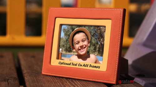 Children Photo Frames - Project for After Effects (Videohive)