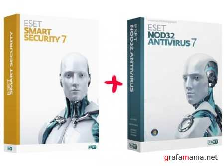 ESET Smart Security | NOD32 Antivirus 7.0.302.26 RePack by BYcker