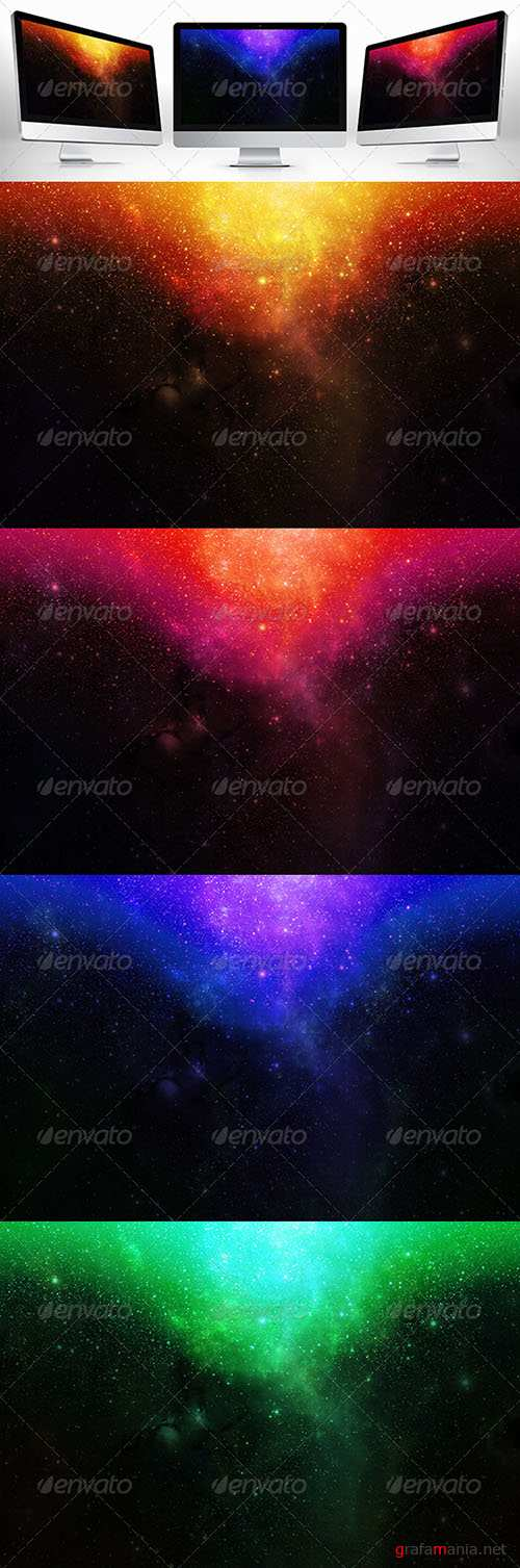 GraphicRiver - Space Background 5694206