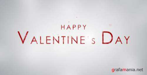 Love Quotes Valentine Project - After Effects Project (Videohive)