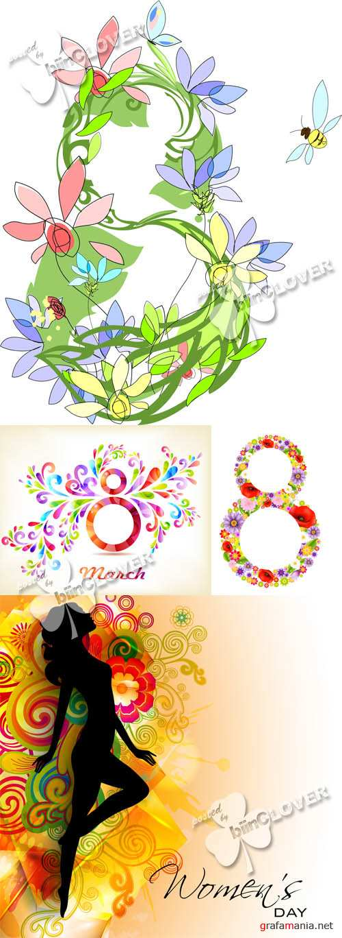 8 March cards 0570
