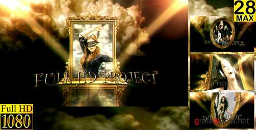 Cinema Royal Intro AE Project(CS5) - Project for After Effects (Videohive)