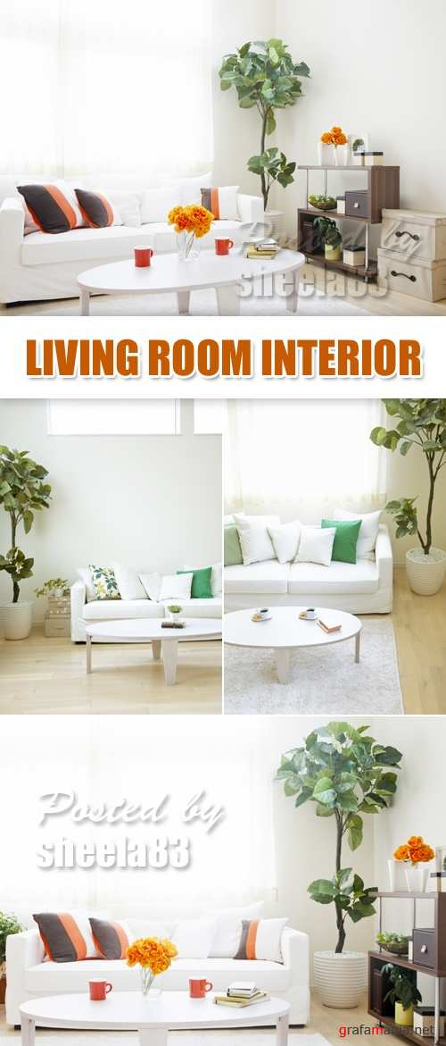 Stock Photo - Living Room Interior 2