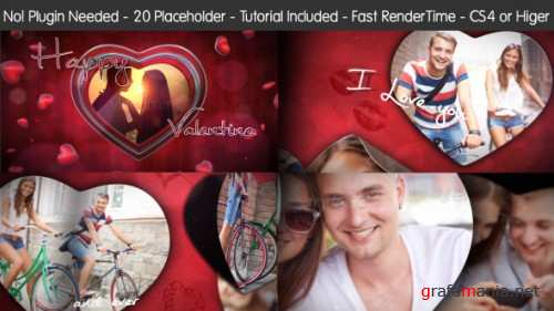 Valentine's Day - After Effects Project (Videohive)