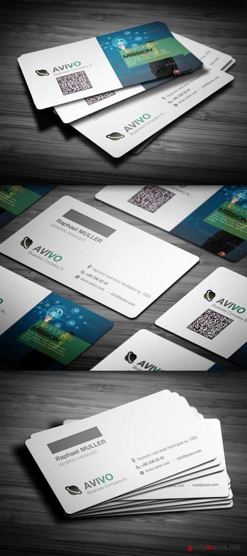 CreativeMarket - Professional Business Card