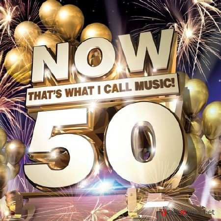 NOW Thats What I Call Music 50 (Deluxe Edition) (2014)