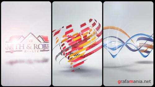 Corporate Logo IX Light - After Effects Project (Videohive)
