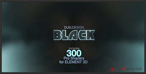 BLACK - After Effects Project (Videohive)