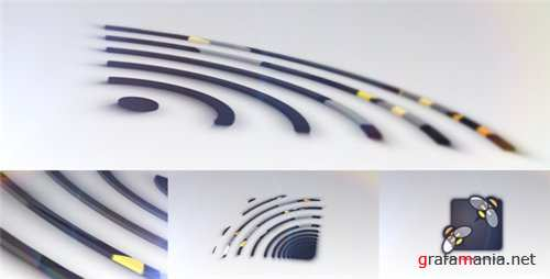 3D Rings Logo Reveal - After Effects Project (Videohive)