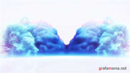 Particle Collision Logo Reveal - After Effects Project (Videohive)