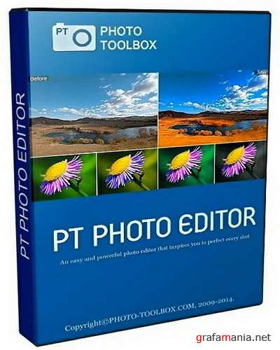 PT Photo Editor 1.7.1 Standard Edition Rus Portable by SamDel