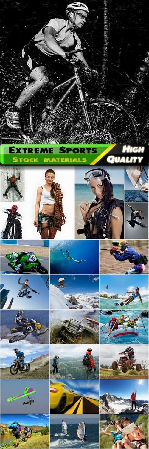 Extreme Sports Stock Images #4 - 25 HQ Jpg