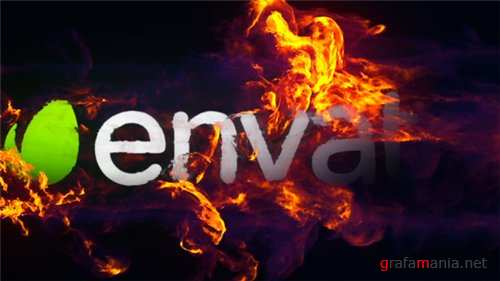 Fire Explosion Reveal - After Effects Project (Videohive)