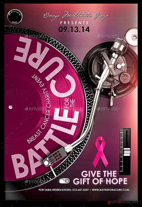 GraphicRiver Battle for a Cure V2