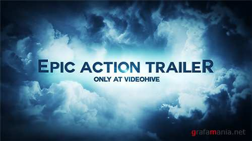 Epic Action Trailer - After Effects Project (Videohive)