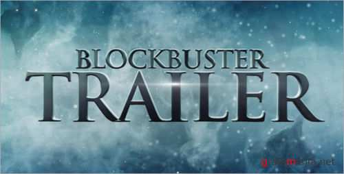 Blockbuster Trailer 7 - After Effects Project (Videohive)
