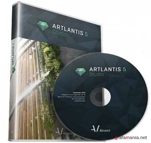 Artlantis Studio 5.1.2.5 Final (x32+x64)