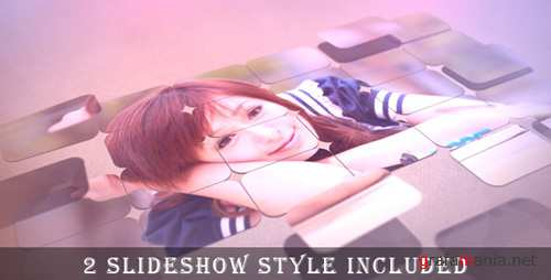 Emerging Photo Slide - Project for After Effects (Videohive)