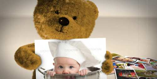 Teddy Presents - Project for After Effects (Videohive)