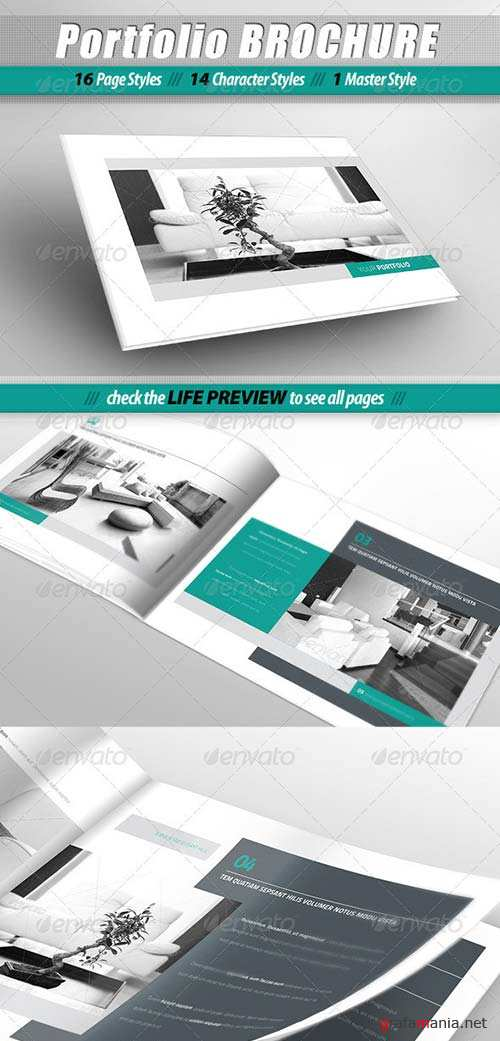 GraphicRiver Portfolio Brochure
