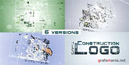 Construction Logo - After Effects Project (Videohive)