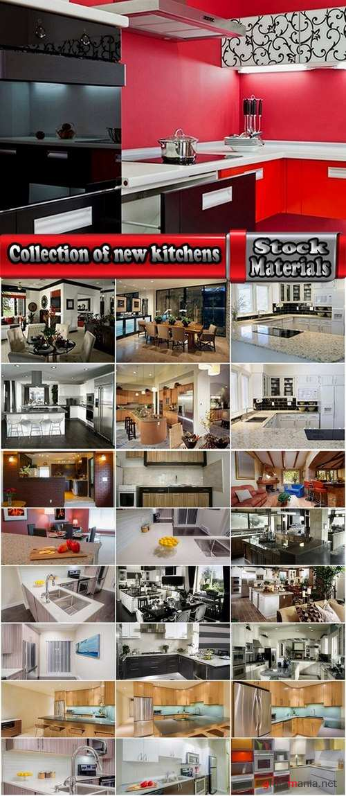Collection of new kitchens 25 UHQ Jpeg