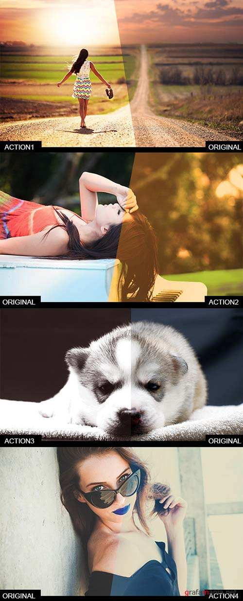 GraphicRiver 5 Quality Actions