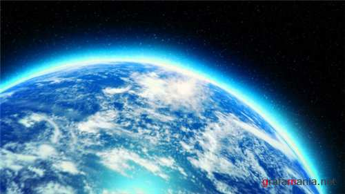 Earth Zoom Logo - After Effects Project (Videohive)