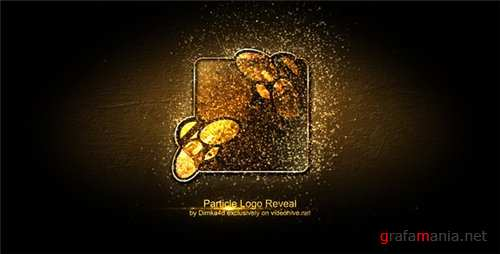 Particle Logo Reveal - After Effects Project (Videohive)