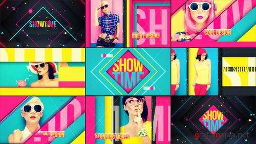 Showtime - After Effects Project (Videohive)