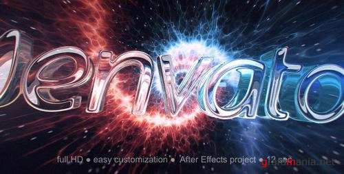 Glass Logo - After Effects Project (Videohive)