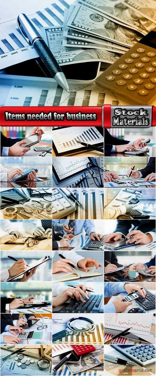 Items needed for business 25 UHQ Jpeg