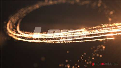 Particle Swirl Logo - After Effects Project (Videohive)