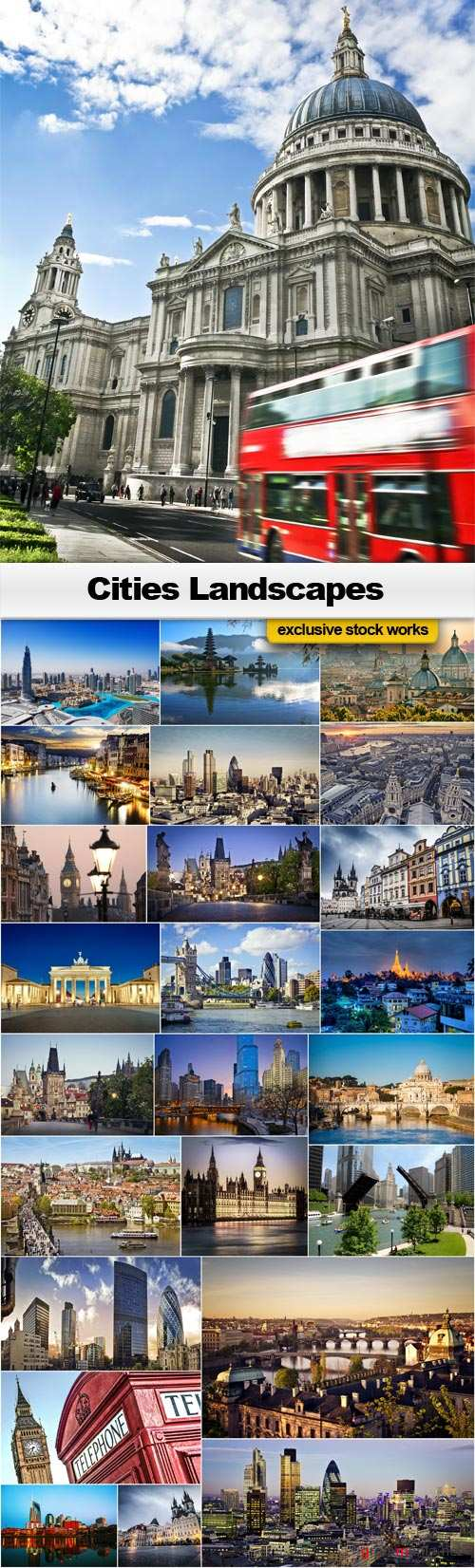 Cities Landscapes