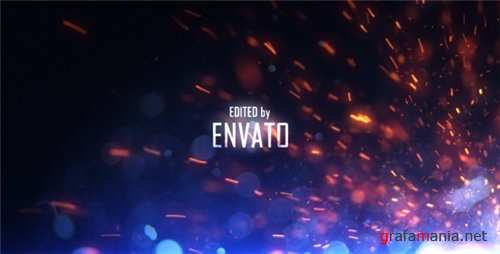 Action Sparks - After Effects Project (Videohive)