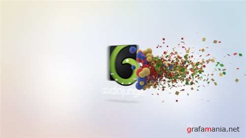 Spheres Logo Reveal - After Effects Project (Videohive)