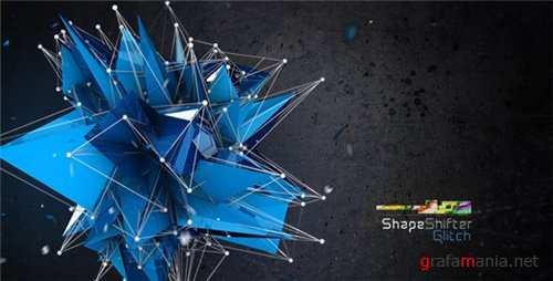 Shapeshifter Glitch - After Effects Project (Videohive)