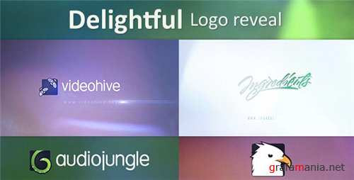 Delightful Logo Reveal - After Effects Project (Videohive)