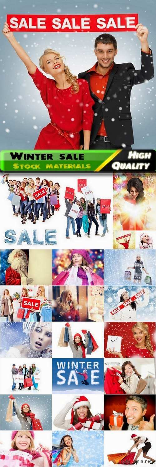 Winter sale trading concept Stock images - 25 HQ Jpg