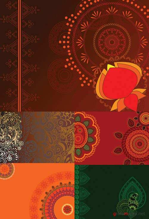 Indian style backgrounds