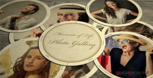 Moments of Life 9070769 - After Effects Project (Videohive)